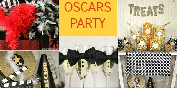 5 Steps To A Fabulous Awards Viewing Party