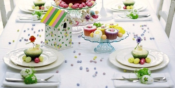 Inspired By This – Easter Table