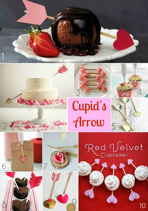 cupid's arrow ideas