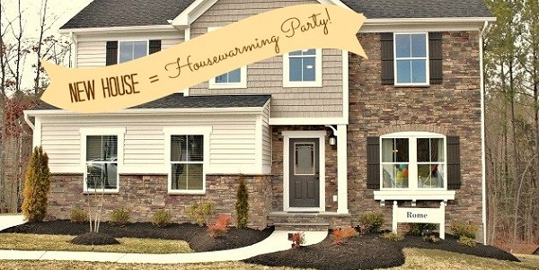 New House Housewarming Party!
