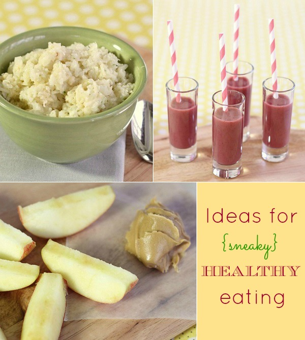 ideas for healthy eating