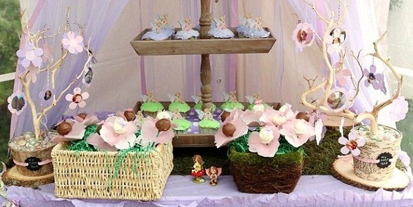 Fairy Themed 1st Birthday {Guest Feature}