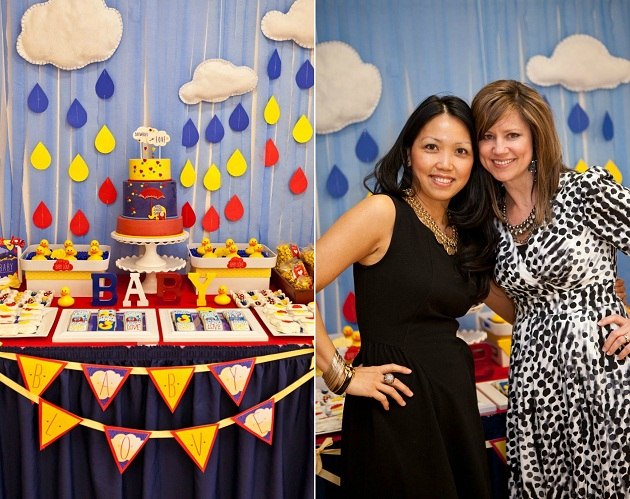 Baby Love baby shower @OperationShower @PetiteSocial @ChrisNease