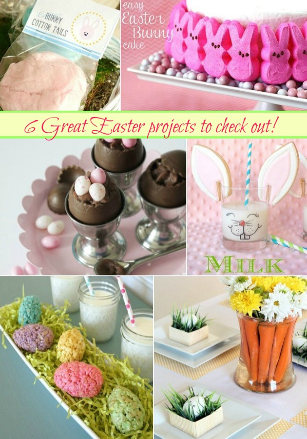 6 great Easter projects to check out