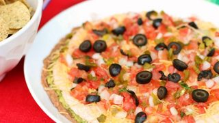 Favorite Mexican Layer Dip Recipe