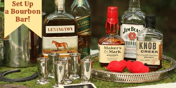 ideas for a bourbon bar