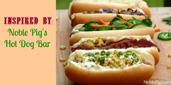 Inspired By This: New Flavor Combos For Hot Dogs