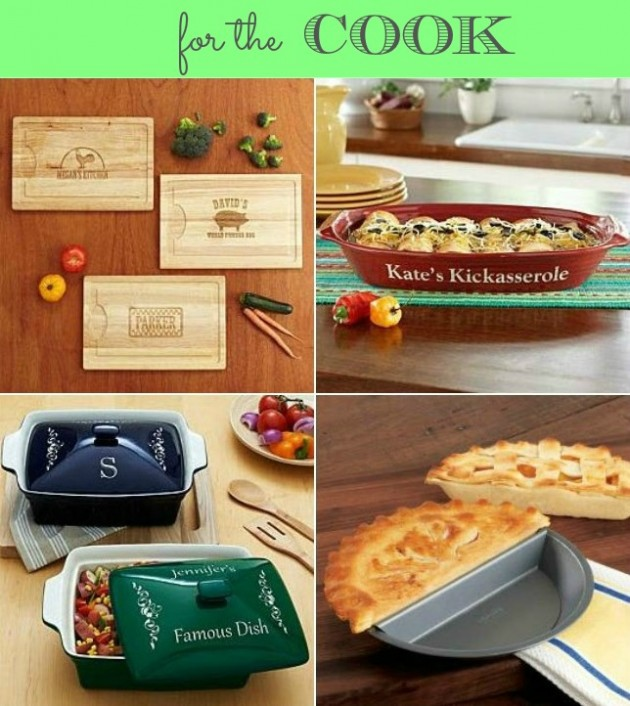 for the cook