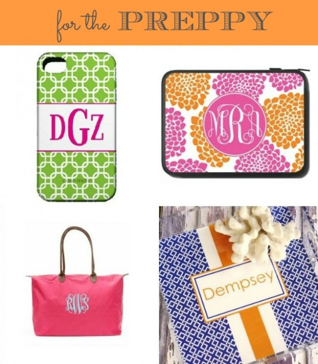 for the preppy