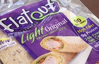 flat out flat bread wraps
