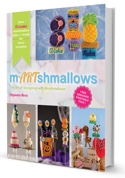 The Marshmallow Studio book