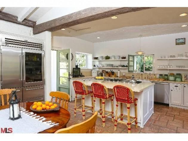 Inside Celebrity Homes Celebrations At Home