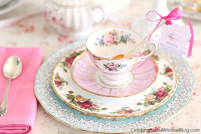these tea party bridal shower ideas will inspire you to host your own ladylike event