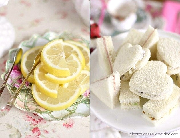 Great ideas for Mother's Day or any girls gathering, these tea party bridal shower ideas will inspire you to host your own ladylike event.