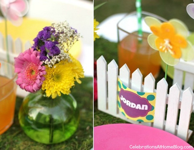 Garden Ideas For Toddlers whimsical kids garden party ideas - celebrations at home