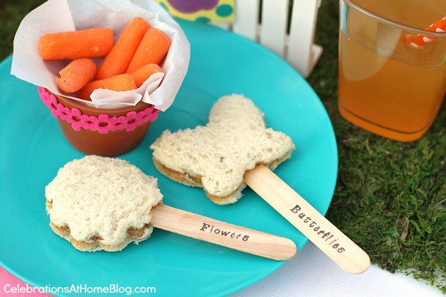 Kids Garden Party Food