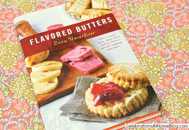 Flavored Butters book recipes