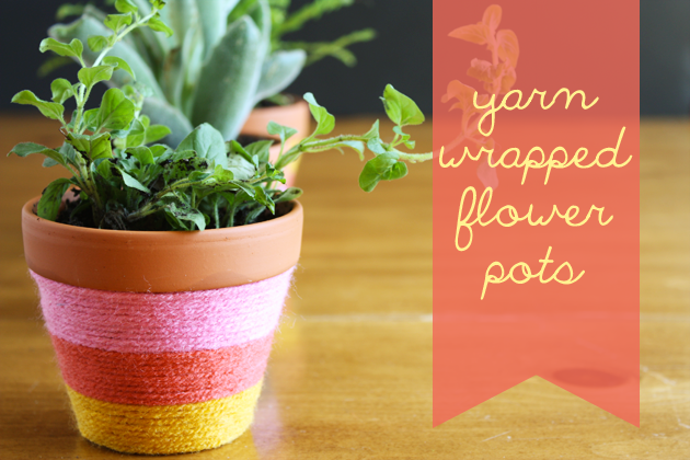 yarn-wrapped-flower-pots-4