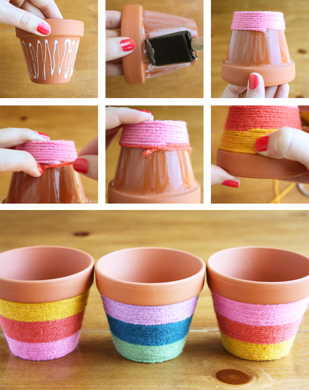 yarn-wrapper-flower-pots-2