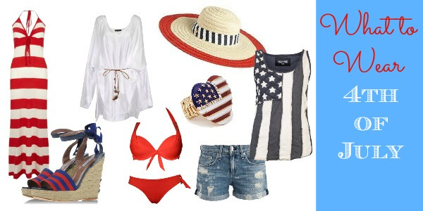 What To Wear :: 4th Of July
