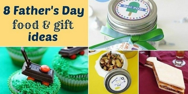 Father's Day Ideas For Food & Gifts
