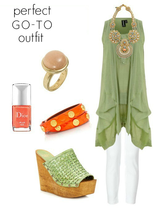 easy hostess outfit