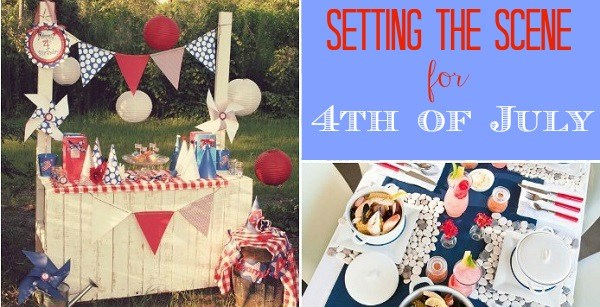 Setting The Scene For 4th Of July – 15 Fantastic Parties