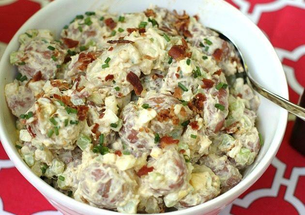 Chris' Classic Potato Salad Recipe