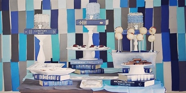 Library Themed Baby Shower {Guest Feature}