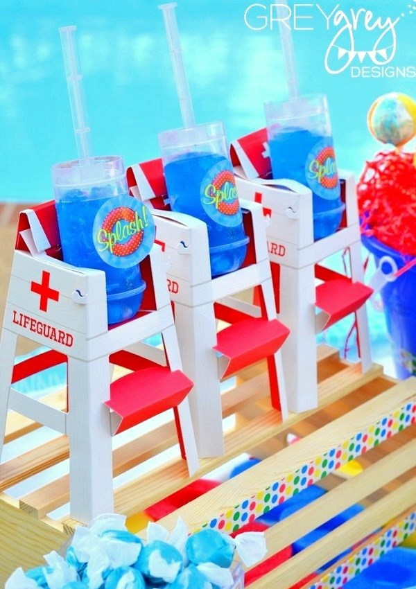 Pool Party Ideas Guest Feature Celebrations At Home