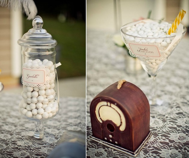 Vintage Style Candy Table Guest Feature Celebrations
