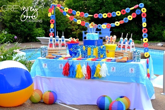 Pool Party Ideas Celebrations At Home