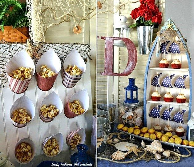 Nautical Event Decor: Celebrations At Home