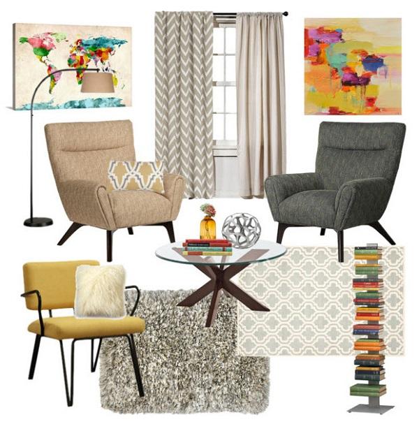 living room decor options