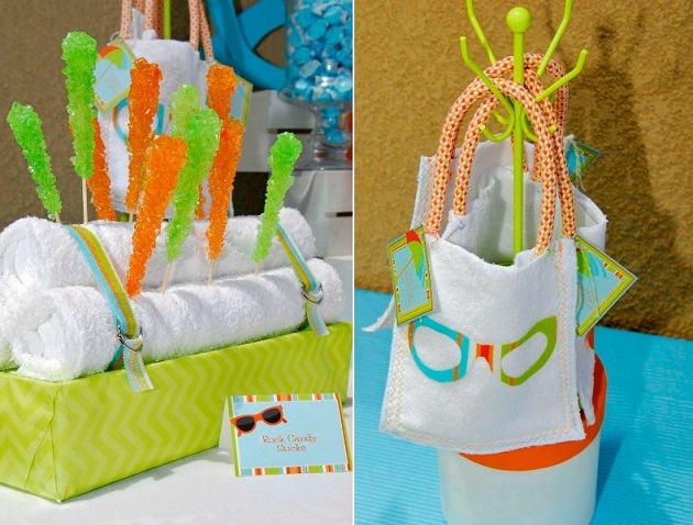 Creative Pool Party Ideas Guest Feature Celebrations