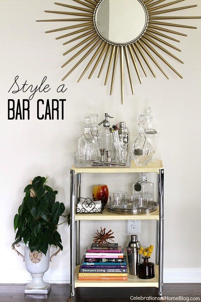 style-a-vintage-bar-cart
