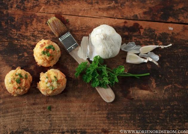 cheddar biscuits - gluten free