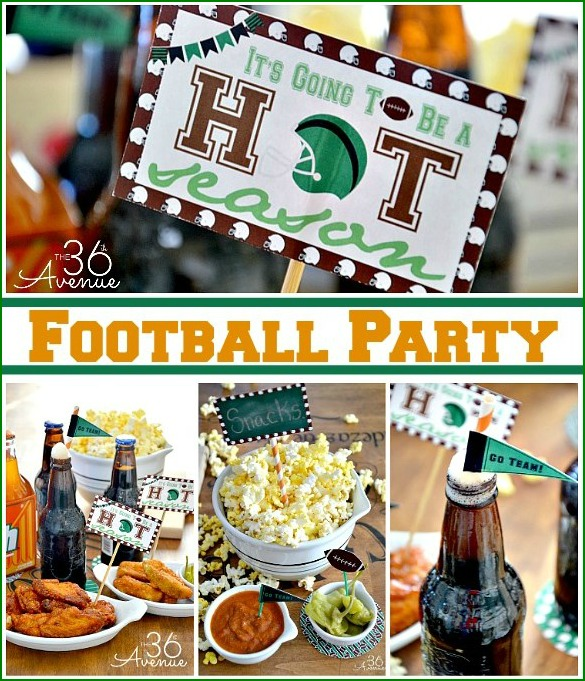 Free Football-Party-Set-at-The-36th-Avenue