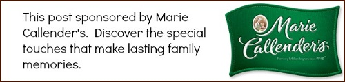 sponsored by Marie Callenders
