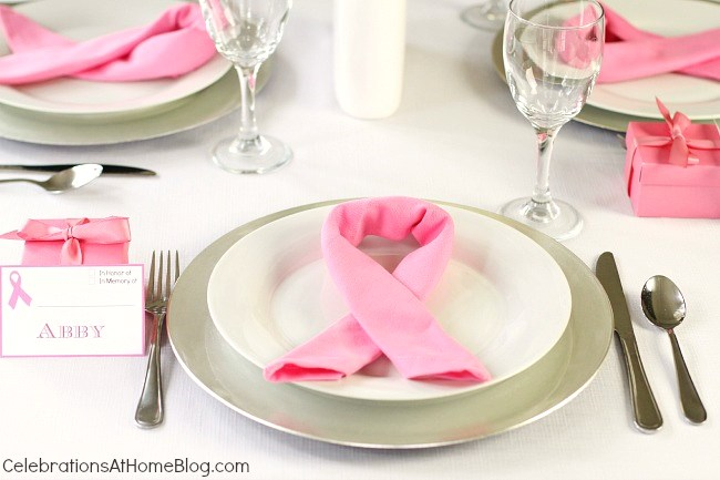 Host A Pink Party For Breast Cancer Awareness