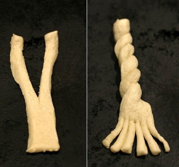 broom breadsticks