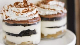 Tiramisu Chocolate Trifle Recipe