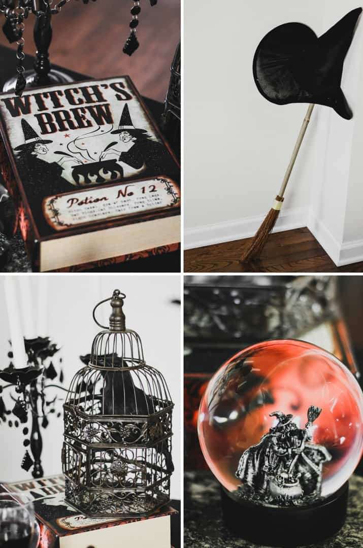 witch party decoration ideas