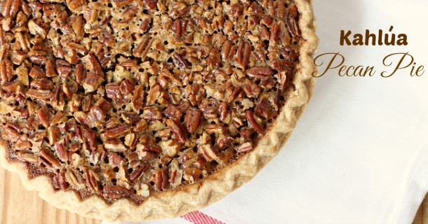 Kahlúa Pecan Pie Recipe