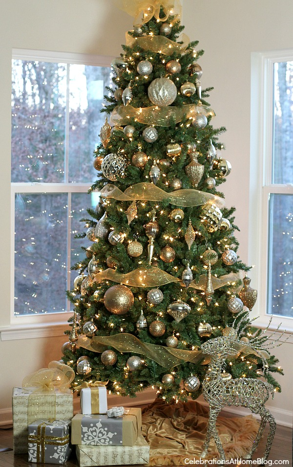 Tips for decorating your christmas tree celebrations at home for X max tree decoration