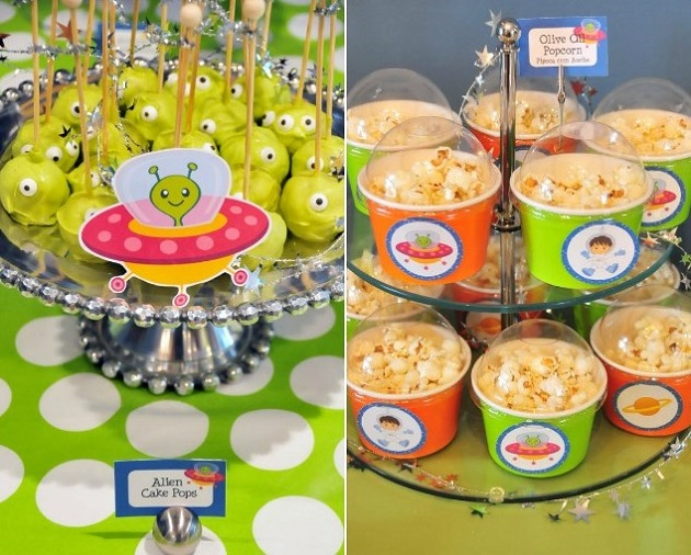 Space Themed Birthday Party Guest Feature Celebrations