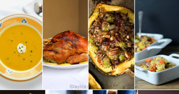 15 New Recipes for your Thanksgiving Table