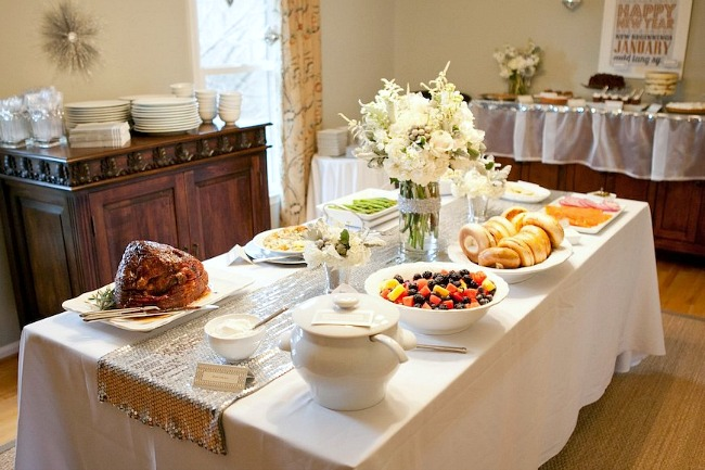 Host A Brunch To Celebrate The New Year Guest Feature