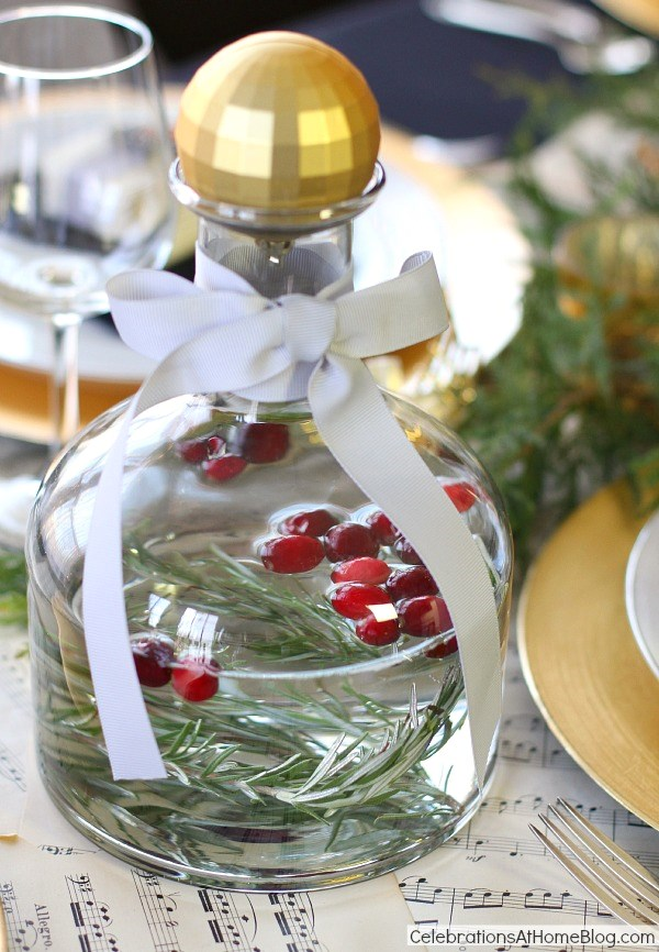 musical christmas water jug