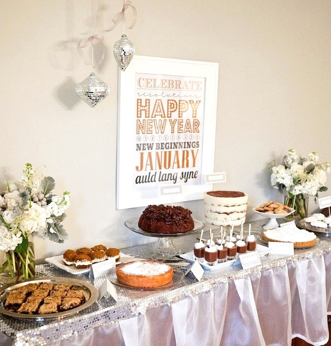 Host a Brunch to Celebrate the New Year {Guest Feature ...